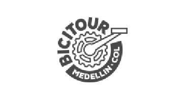 Bicitour logo - Real City Tours Medellin