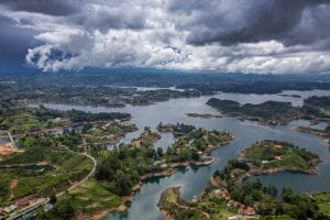 How to visit Guatape from Medellín for a day trip or longer Real City Tours Medellin