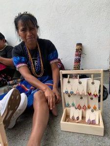 Embera woman